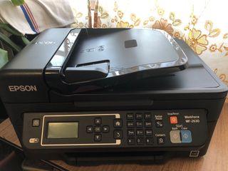 Impresora multifuncion Epson WF-2630