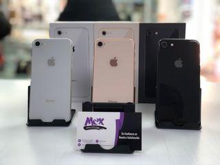 iPhone 8 64GB libre semi nuevo factura