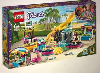 Lego Friends: Fiesta en la piscina