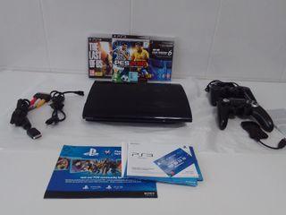 Consola Sony PlayStation 3 Super Slim 500GB