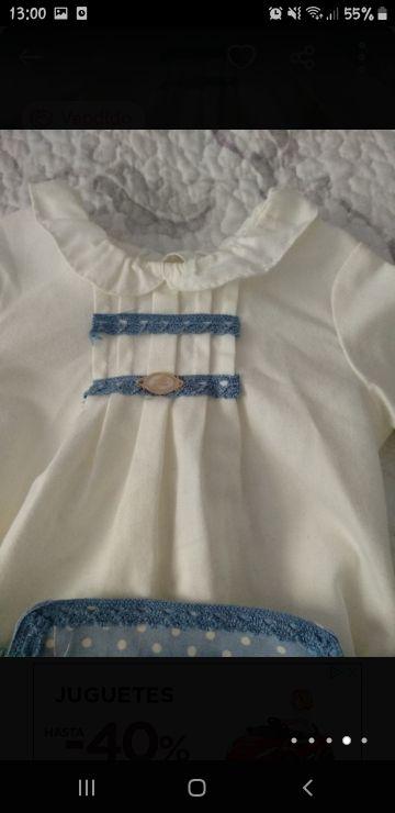 conjunto niño 9 meses