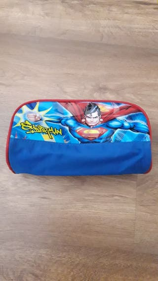 Estuche neceser Superman
