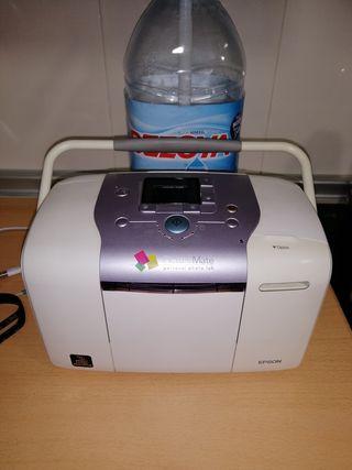 Impresora fotografía Epson
