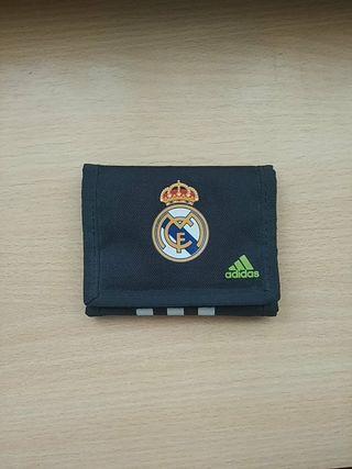 cartera Real Madrid adidas