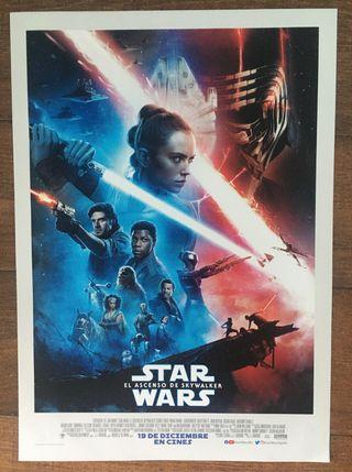Poster lamina cine star wars