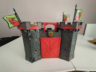 castillo medieval playmobil