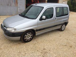 Peugeot Partner 2002 negociable