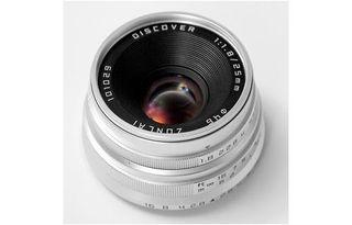 Objetivo Fujifilm X / Zonlai Discover 25mm F1.8