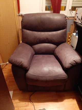 vendo sillón eléctrico