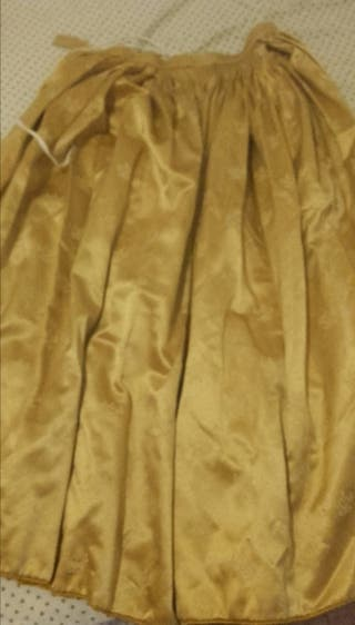 falda regional castellonera labradora