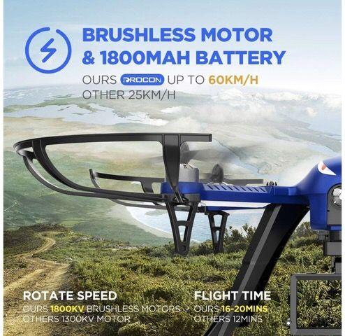 Drone Bugs 3 Brushless [Nuevo con garantía]