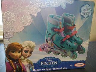 Patines Frozen