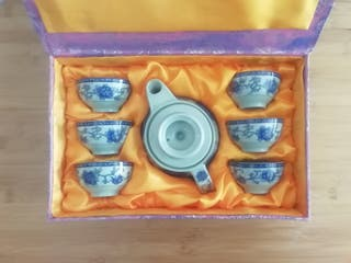 joc de te vintage de Xina