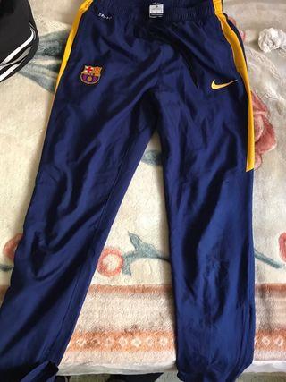 Pantalón Chandal Nike Dri Fit FcBarcelona