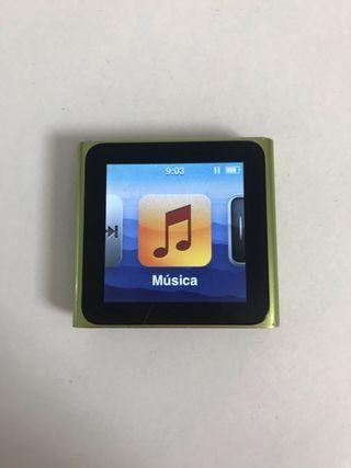 iPod nano 6g 8 gb
