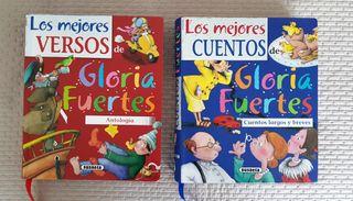 Libros de Gloria Fuertes (perfectos de regalo)