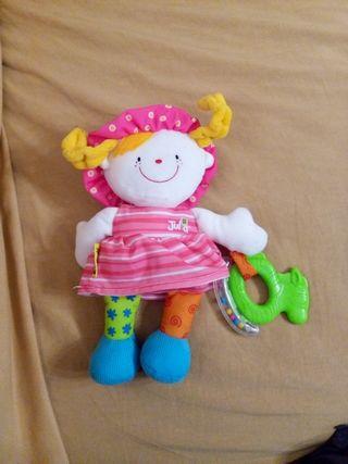 muñeca para bebes