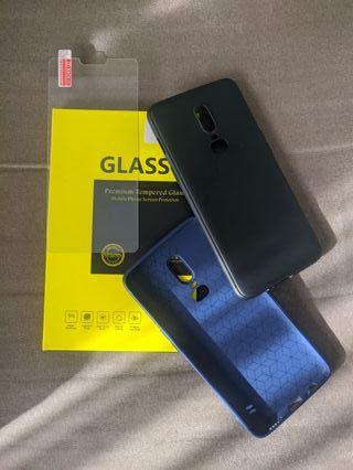 Acessorios OnePlus 6: cristal templado y fundas