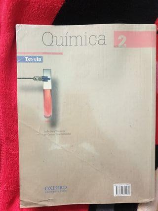 libro bachillerato quimica
