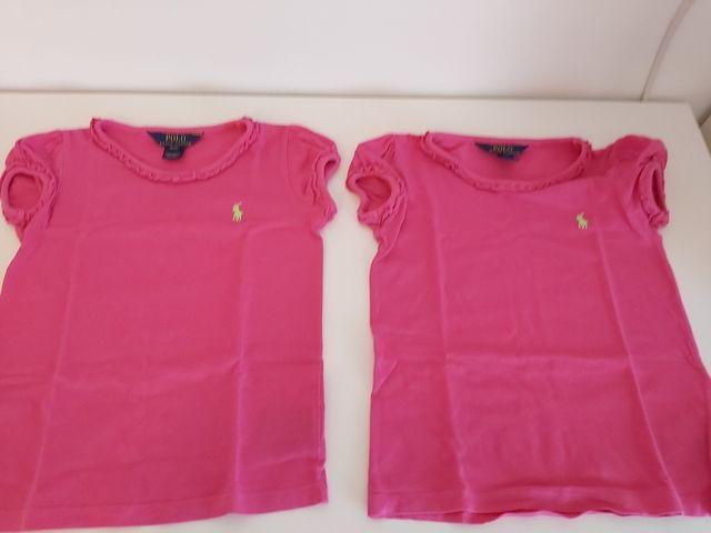 Camisetas 4 años Ralph Lauren