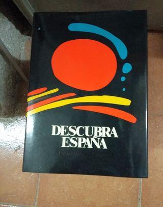 Descubra España . Completa(10 tomos)