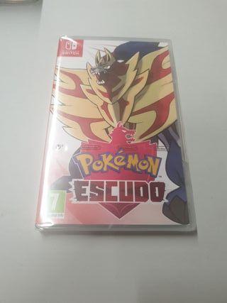 pokemon escudo para switch nuevo