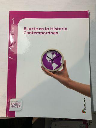 libro de texto historia del mundo contemporaneo