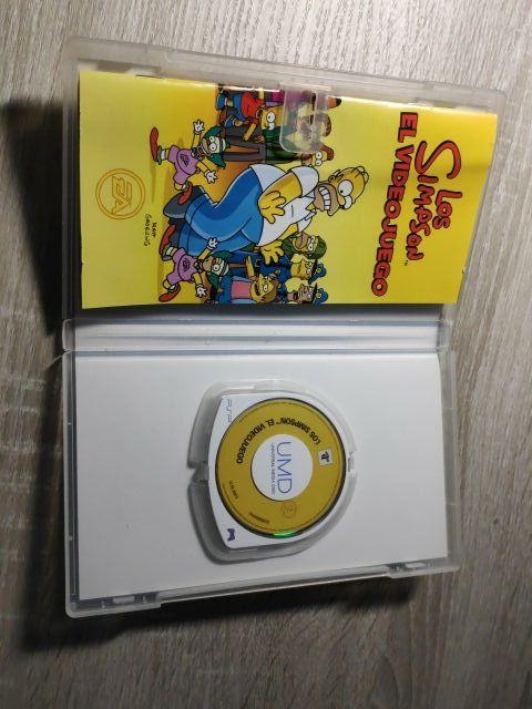 Los Simpson El Videojuego