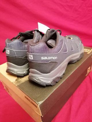 zapatillas trail SALOMON