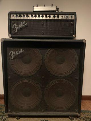 Fender Roc - Pro 1000