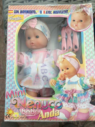 Mini Nenuco bebe