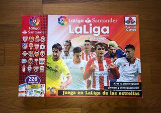 Juego La Liga 2016/2017