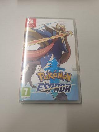 pokemon espada nuevo nintendo switch