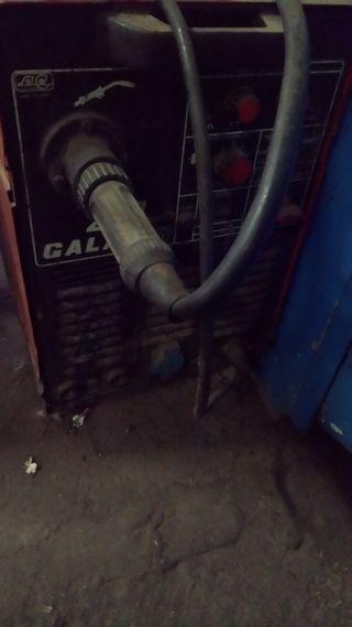 soldador de hilo Gala MIG