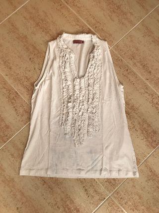 Camiseta blanca Trucco 44