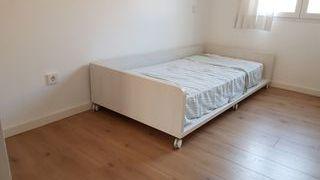 Cama baja para colchón 190x90 - Montessori