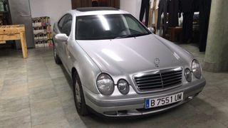 Mercedes-Benz clk 230 kompressor automático w208