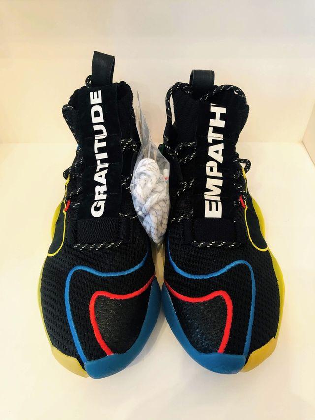 """Adidas BYW Pharrell Williams """"Gratitude Empathy"""""""