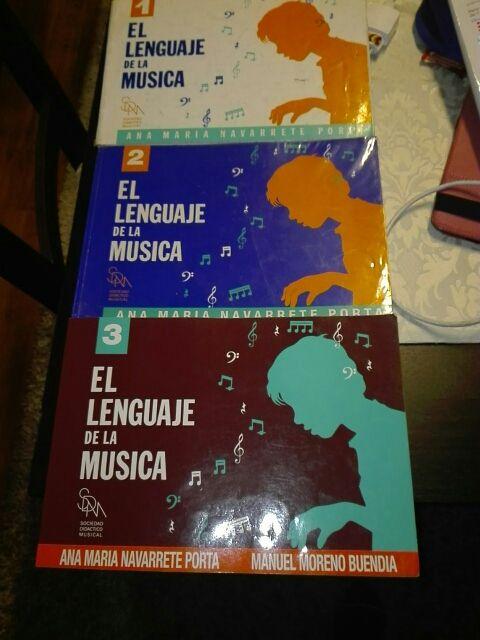 El lenguaje de la musica 1,y,3 Ana Maria Navarrete