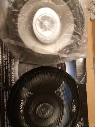 Altavoces para coche Sony xs-F1334