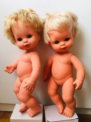 Muñeco mocoste de Toyse