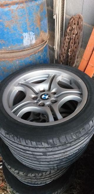 "LLantas BMW 16"" 5×120"