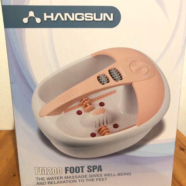 Hangsun Foot Spa and massager FM200