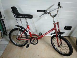 bici motoretta gac plegable urge