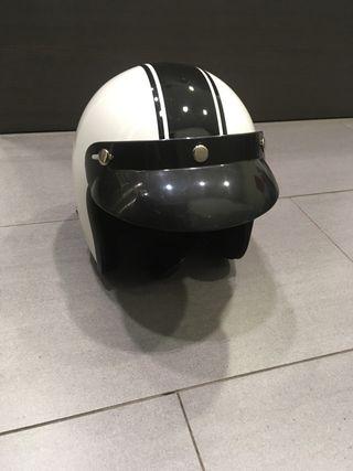 Casco moto Bandit tipo jet