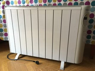 radiador emisor térmico 10 elementos