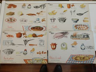 105 fichas cocina Waly