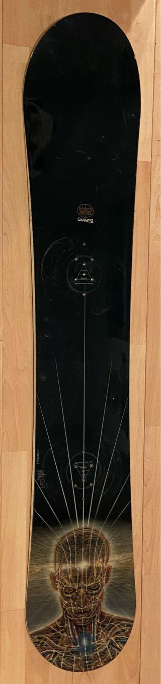 Tabla BURTON snowboard.