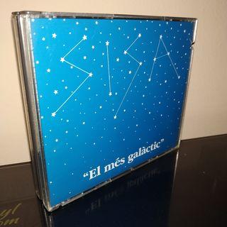 Doble CD Sisa - El més Galàctic (PDI 1984)