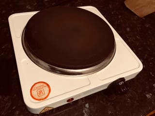 Fine elements: single hot plate